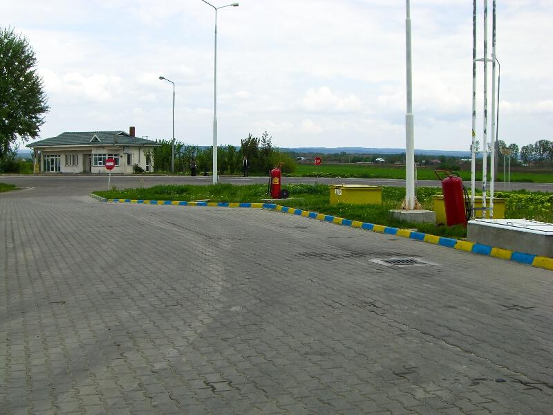 Romania - Moldova border